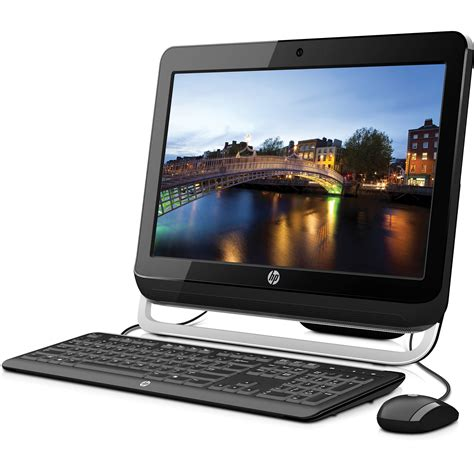 all in one desk top hp omni 120 1130 20 quot all in one desktop computer
