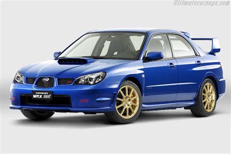 2008 Subaru Wrx Sti Horsepower by 2006 2008 Subaru Impreza Wrx Sti Images