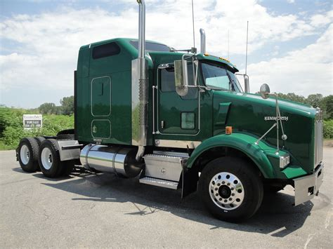 new kenworth t800 trucks for sale for sale 2006 kenworth t800 from used truck pro 816 841