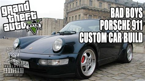 retro porsche custom bad boys porsche 911 custom car build tutorial gta 5