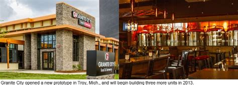 Which Company Owns Cadillac Ranch And Granite City - former mcdonald s executive vp will make granite city food