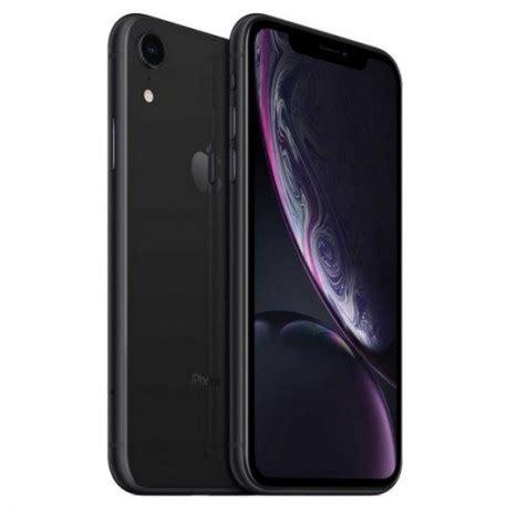 apple iphone xr 64gb negro libre tu imei libre