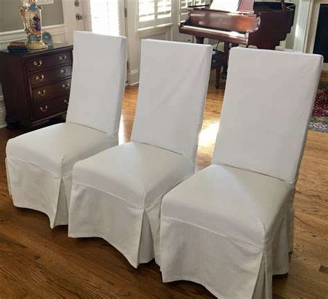 custom slipcover for your pb dream rocker with wooden custom parsons chair slipcovers