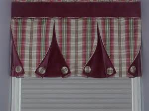 Map Window Curtains Box Pleat Button Back Valance Flickr Photo Sharing