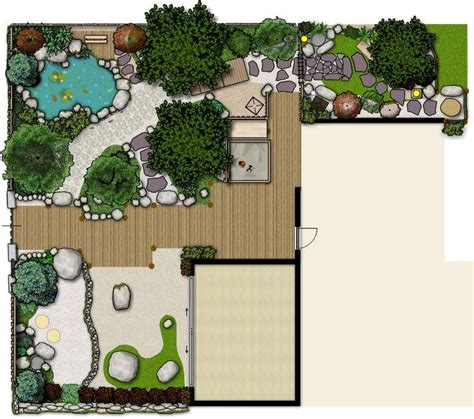 25 Best Ideas About Japanese Garden Design On Pinterest Zen Garden Design Plan
