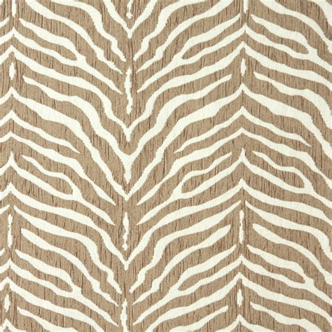 animal print upholstery fabric suppliers e190 beige zebra pattern textured woven chenille