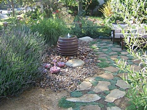 Sustainable Backyard Design by Santa Ose Sustainable Landscape Galleries