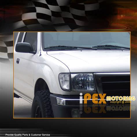 2000 Toyota Tacoma Headlights 1998 1999 2000 Toyota Tacoma 4wd 4x4 Chrome Headlights