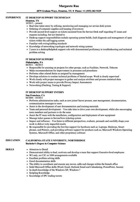resume format for desktop support engineer luxury resume format for