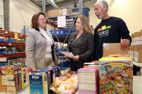 Vernon Food Pantry by Benton Resumes Post As Director Of Food Bank Eht