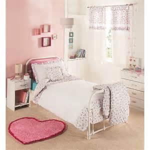 Baby Bedding Sets Asda George Home Ruffle Cotton Duvet Set Single Bedding