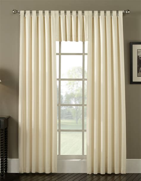 ellis curtain ellis curtain crosby tab top pair 4 colors