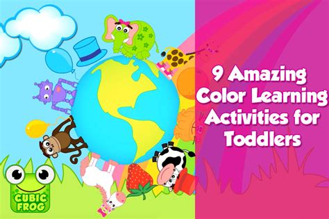 color songs for toddlers 9 amazing free color learning activities for toddlers