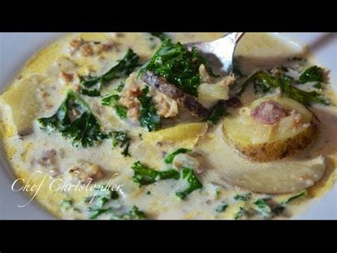 youtube membuat zuppa soup zuppa toscana soup youtube