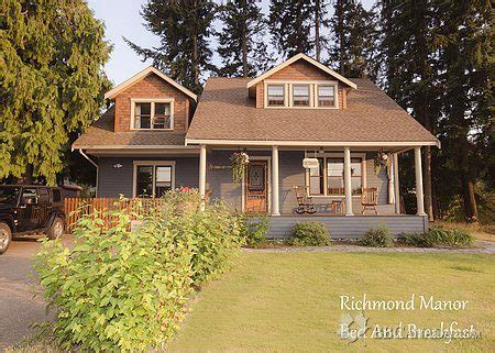 richmond bed and breakfast richmond manor bed and breakfast salmon arm gites en canada