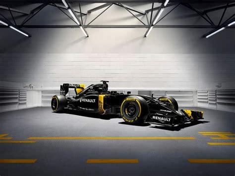 wordlesstech renault reveals new formula 1 car for 2016