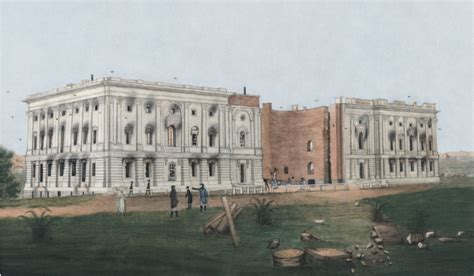 the burning of the white house the war of 1812 part iii aviation and military history blog chris chant s blog