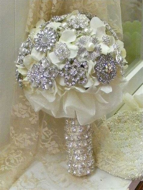 Wedding Bouquet Bling by Wedding Day Bling Bouquet Wedding Ideas