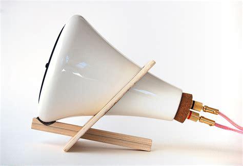design criteria of ceramic product q a product designer and creator of ceramic speaker joey