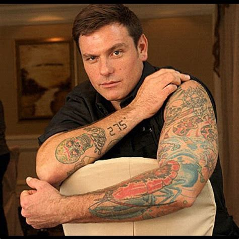 jon favreau tattoos more of chuck hughes culinary tattoos with images