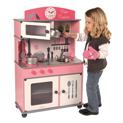 cuisine enfant fille juratoys grande cuisine enfant en bois achat vente