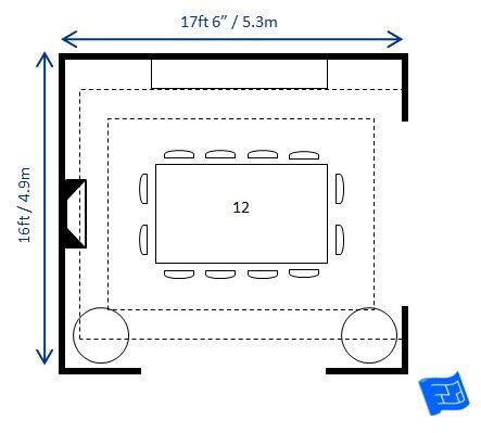 dining room size dining room layout large dining room