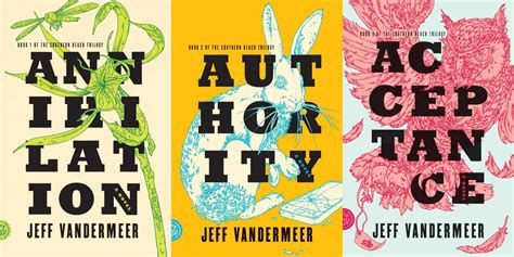 Pdf Acceptance Novel Southern Reach Trilogy by Jeff Vandermeer Discusses Quot Acceptance Quot The Book In