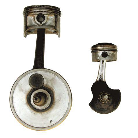 Stang Seherstang Piston Ts 125npp karakter motoren koppel en vermogen