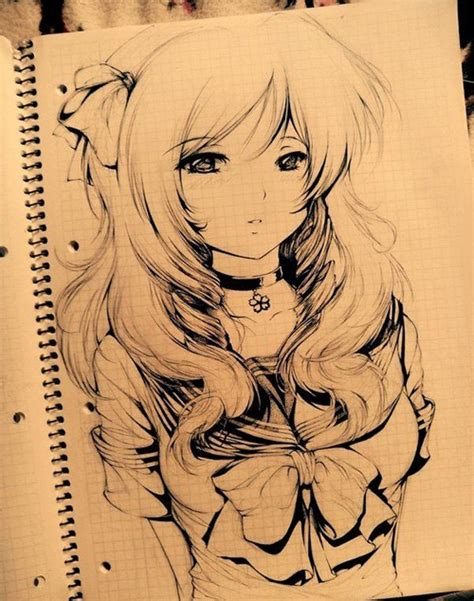 doodle draw anime best 25 drawing ideas on how to draw