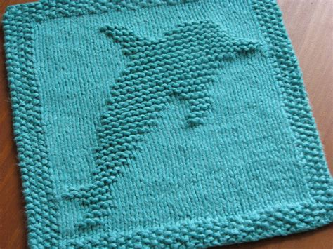 free knit dishcloth patterns one crafty free patterns