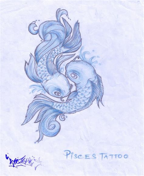 mermaid pisces tattoo best 25 pisces tattoos ideas on pisces