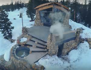 Mike basich s backcountry stone cabin tiny house design