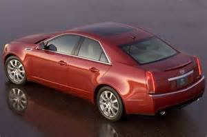 2008 Cadillac Cts Price Used 2008 Cadillac Cts For Sale Pricing Features Edmunds