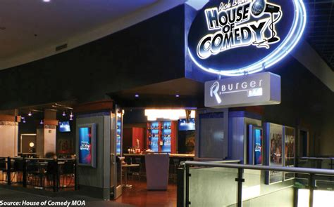House Of Comedy Mn by Bloomington S Mall Of America 174 Invites You Inside