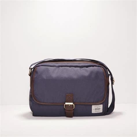 Tas Selempang Canvas Polo Touch Sling Bag tas selempang sling bag 403 blue mall indonesia