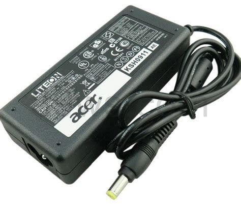 Adaptorcharger Original Acer 19v 237a For Acer Aspire E5 422 E5 473 genuine acer aspire one hp a0301r3 hipro 19v 30w original ac adapter charger power supply cord wire