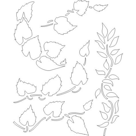 printable vine stencils best photos of vine patterns printable templates vine