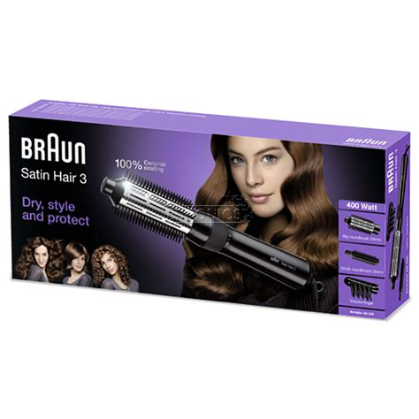 braun satin hair styler braun satin hair 3 as330mn