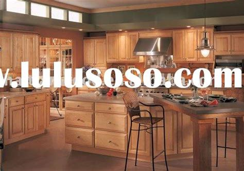 Classic Modular Kitchen Cabinets Design Made In China For Knock Kitchen Cabinets