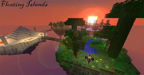 pvp island minecraft map pvp map floating islands minecraft project