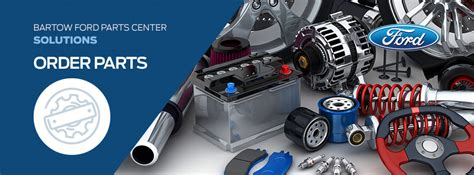 ford auto parts accessories by winter bartow ford