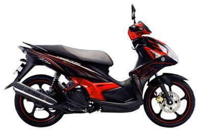 leher knalpot nouvo by rpm moto yamaha nouvo sx 2013 motorcycle