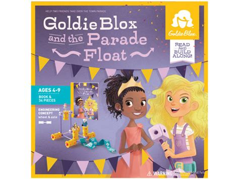 goldie blox and the best friend fail goldieblox a stepping book tm books goldie blox and the parade float id 1595 19 99 adafruit industries unique diy