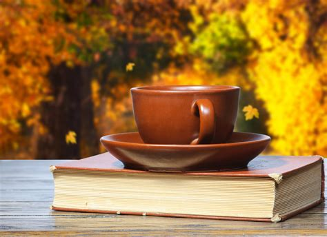 books and coffee wallpaper hd coffee cup books coffee cup book autumn hd wallpaper