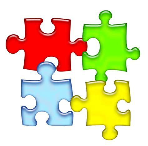 Autism Puzzle Template by Autism Puzzle Template Clipart Best