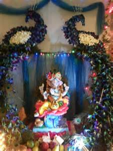 17 best images about ganapati decoration on