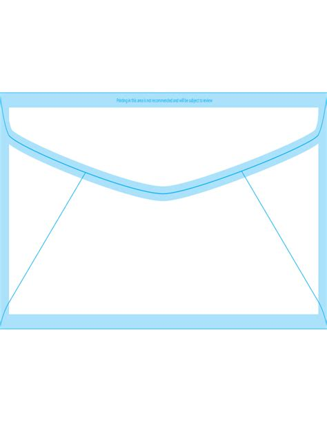 window envelope template window envelopes 12 4 3 4 x 11 back free
