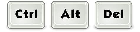 Alt Ctrl ctrl alt resolve information technology it support