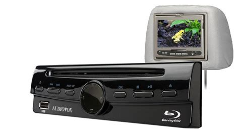 format audio vox audiovox spices up in car entertainment with blu ray player