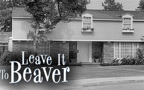 leave it to beaver house leave it to beaver a look into the quot paramount house quot the cleaver residence tony dow